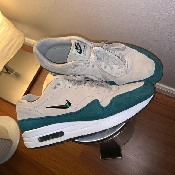Mens Nike Air Max Jewel Atomic Teal